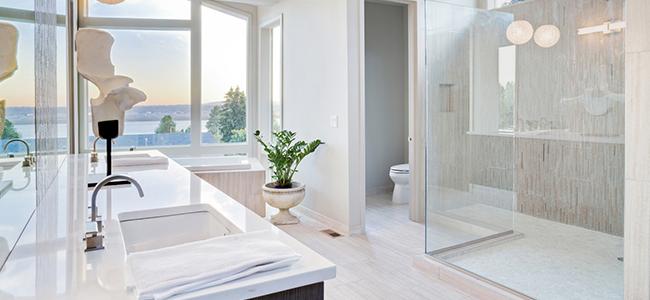 Cách Bảo Dưỡng Phòng Tắm Kính