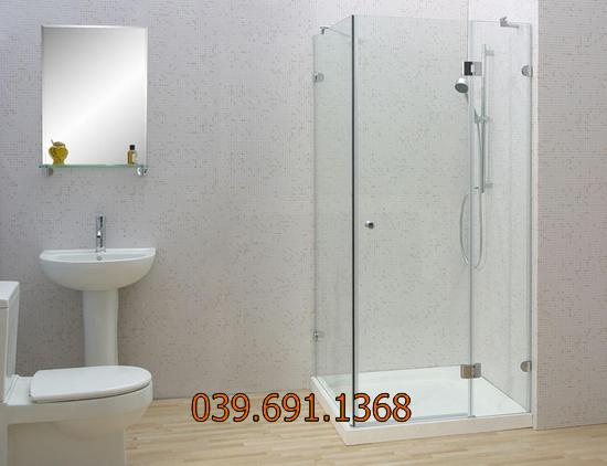 Dịch vụ thi công cabin phòng tắm kính - Báo giá Cabin phòng tắm kính