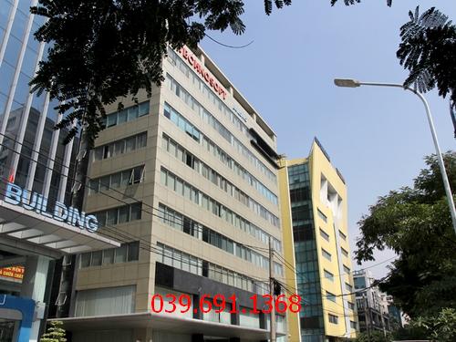 Thi công cửa kính văn phòng tại Keangnam Landmark A&B