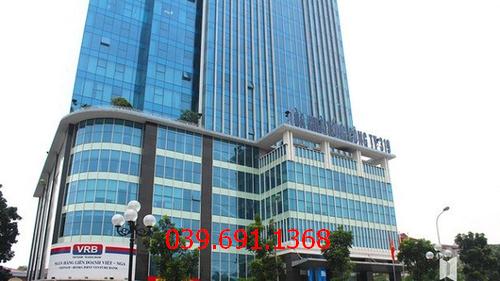 Thi công vách kính cường lực văn phòng tại Tòa nhà 319 Tower