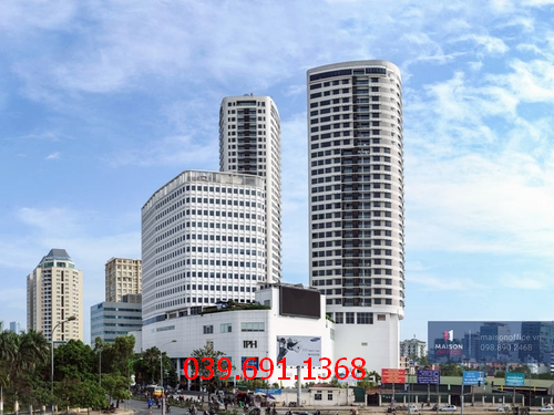 Lưu ý thi công vách kính cường lực văn phòng tại Indochina Plaza Hà Nội