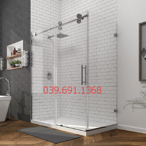 Vách kính nhà tắm cao cấp fias rẻ