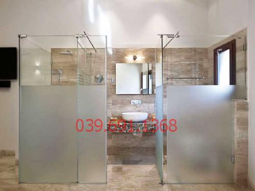 kính phòng tắm cường lực giá rẻ